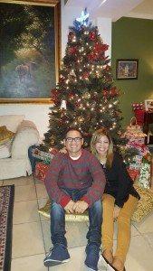 Navidad with Doris