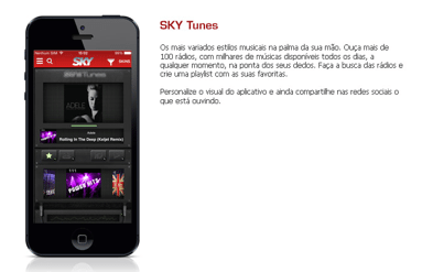 SKYTunes Sample