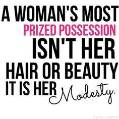 Women Modesty